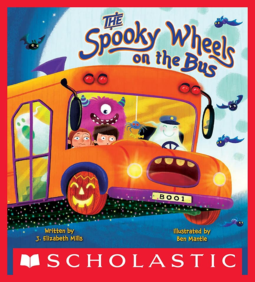 絶えず指定する種The Spooky Wheels on the Bus (English Edition)