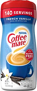 Coffee-mate French Vanilla Powder Coffee Creamer, 15 Ounce