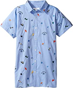 Clarkey Shirt (Little Kids/Big Kids)