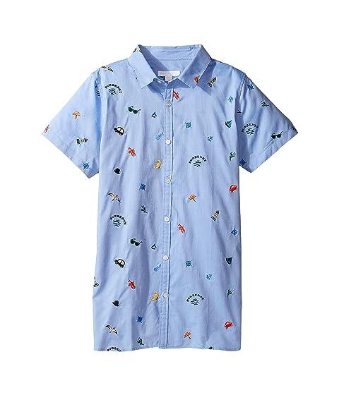 Burberry Kids Clarkey Shirt (Little Kids/Big Kids)