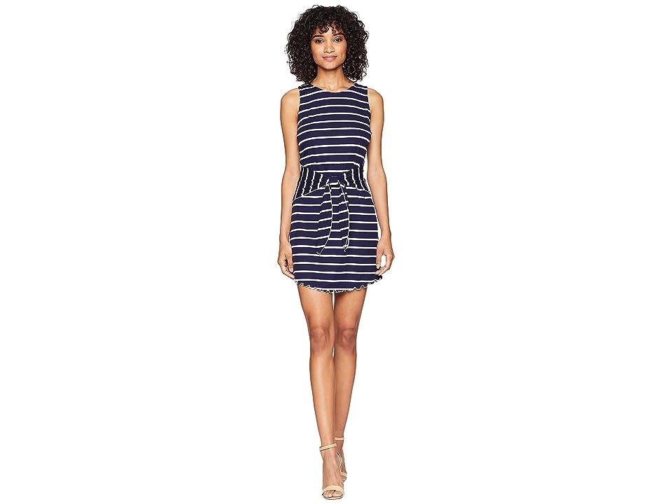 Lucy Love Wrap It Up Dress (Sail Blue) Women