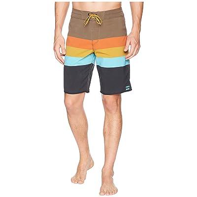 Billabong Momentum X Boardshorts (Aqua) Men