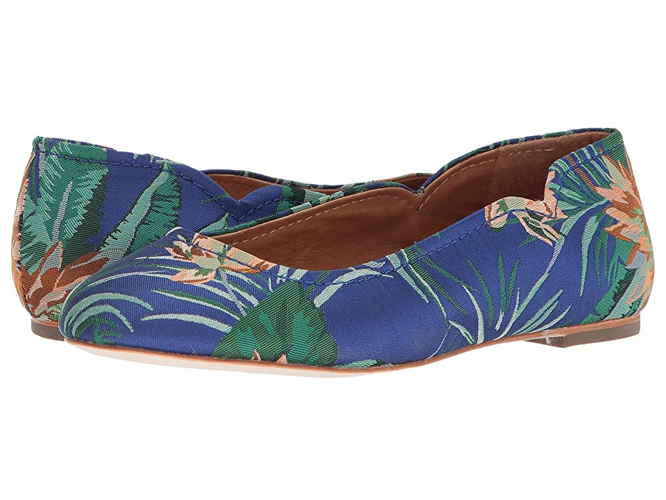 CC Corso Como Callie (Blue Multi Palm) Women