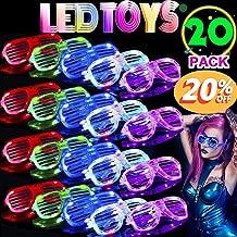 Best glow in the dark glasses Reviews