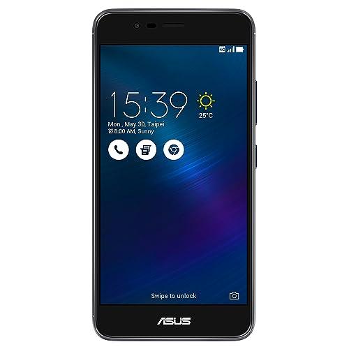 7da529a98f954 Asus Zenfone 3 Max ZC520TL-4H015WW Smartphone portable débloqué 4G (Ecran:  5,