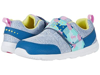 See Kai Run Kids Ryder (Toddler/Little Kid) (Blue Camo) Girl