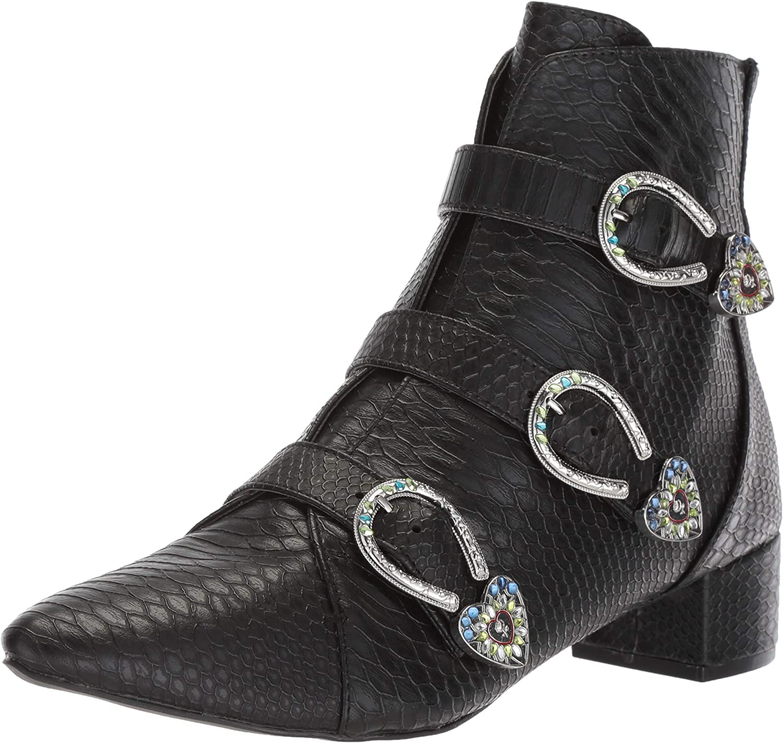 Betsey Johnson Womens Jonaa Ankle Boot