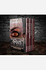 Monsters Ghosts And Devils: Five Novellas Of Supernatural Extreme Horror Kindle Edition