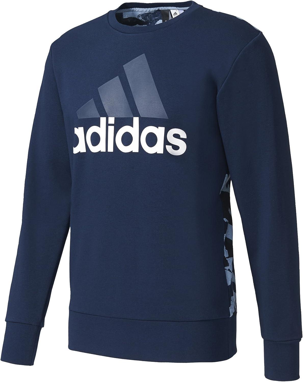 Adidas Herren ESS Linaop Crew Sweatshirt