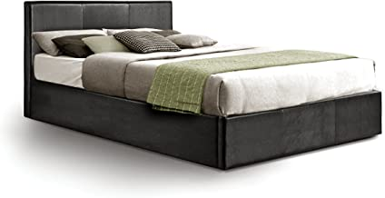 Superb Black Boston High Quality Ottoman King Size Storage Bed Ncnpc Chair Design For Home Ncnpcorg
