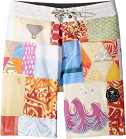 Quiltage Boardshorts (Big Kids)