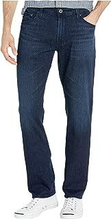 AG Adriano Goldschmied Men's Everett Slim Straight Leg Jeans in Livid Sea