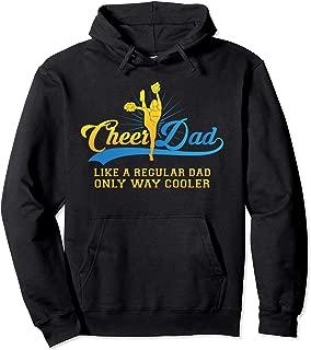 Cheer Dad Cheerleader Daddy Pullover Hoodie