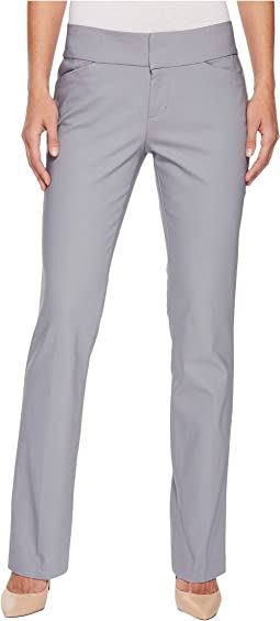 Liverpool Graham Bootcut Trousers in Windy Grey