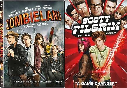 Game Changers 2-Pack Scott Pilgrim (vs. the World) & Zombieland (Double Feature) DVD Set