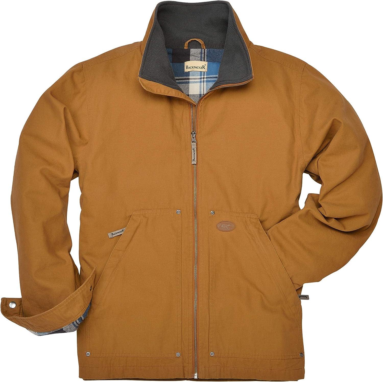 Backpacker Men's Tall Navigator Jacket 2XT Brown