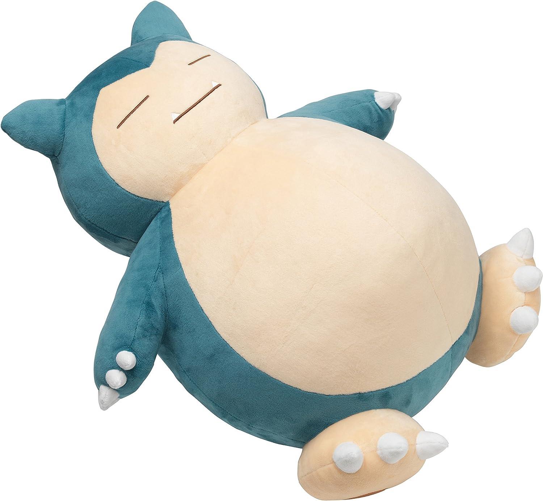 Pokemon Center Japan 18  Giant Snorlax Stuffed Plush