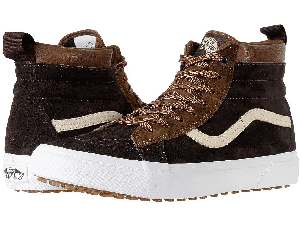後方ただやる該当する(バンズ) VANS メンズスニーカー?靴 SK8-Hi MTE (MTE) Dark Earth/Seal Brown Men's 7.5, Women's 9 (25.5cm(レディース26cm)) Medium