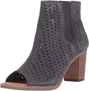 79a56c28e1fd1 Amazon.com: Grey - Ankle & Bootie / Boots: Clothing, Shoes & Jewelry