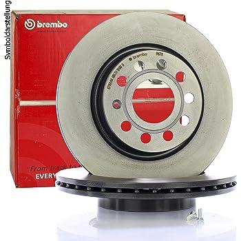 Disco Freno Anteriore con verniciatura UV Brembo 09.8695.11 Set di 2 dischi