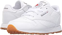 9c94cba9f884 White Gum. 554. Reebok Kids. Classic Leather Gum (Infant Toddler)