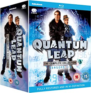 Quantum Leap: The Complete Collection [Blu-ray] [Reino Unido]