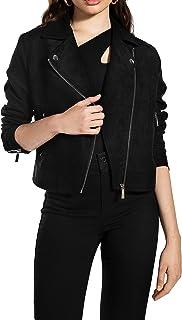 Ivy Revel DE Biker Jacket Chaqueta para Mujer