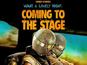 Coming To The Stage