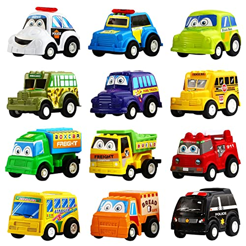 Toy Cars For Kids To Ride Toddlers Boys Girls Children Toy Play Fun Vehicle New