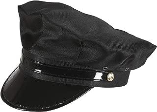 widmann 03608Chauffeur Hat for Adults (Black)
