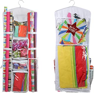 Best behind the door wrapping paper organizer Reviews