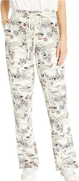 Kimono Garden Sweatpants