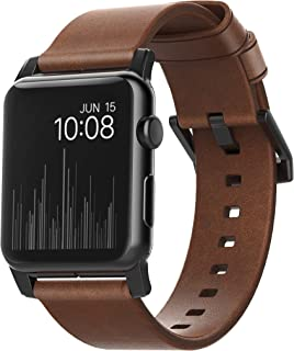 Nomad Horween Modern Leather Strap for Apple Watch 42 mm - Brown