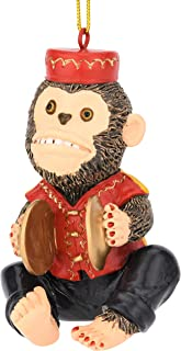 Best Tree Buddees Retro Wind up Toy Cymbals Monkey Funny Christmas Ornaments Review