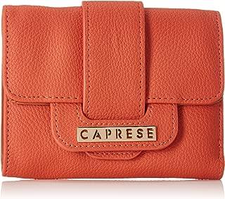 Caprese Grenda Women's Wallet (Orange)