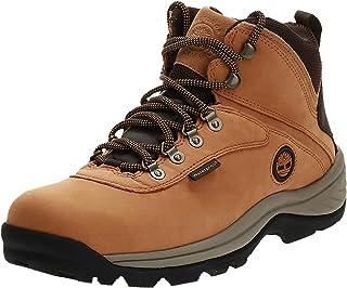 حذاء Timberland برقبة حتى الكاحل متوسط الطول مقاوم للماء للرجال
