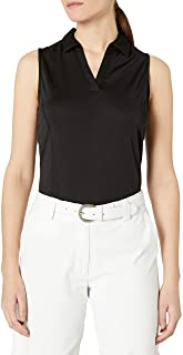 PGA Tour Women's Sleeveless Airflow Golf Top