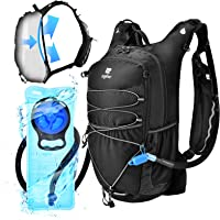Deals on ZOFOW 70oz 2 Liter Hydration Backpack
