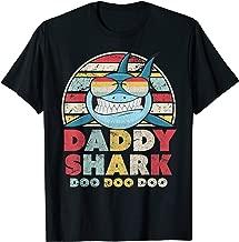 Daddy Shark T-Shirt. Doo Doo Doo Tee.