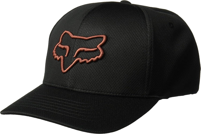 Fox Racing Men's Lithotype Flexfit Hat
