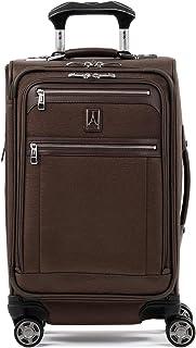 Platinum Elite Softside Expandable Spinner Wheel Luggage,...