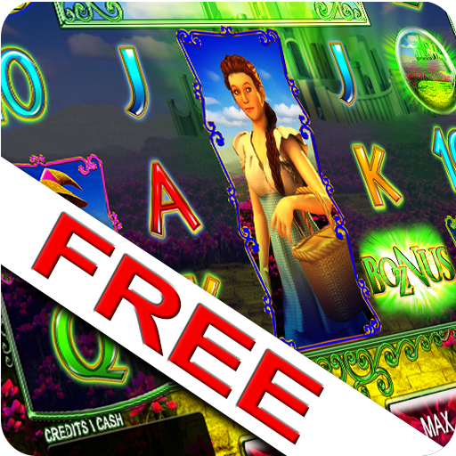 Wonderful Wizard of Oz - Slot Machi…
