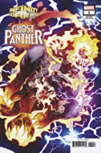 INFINITY WARS GHOST PANTHER #1 KUBERT CONNECTING VAR
