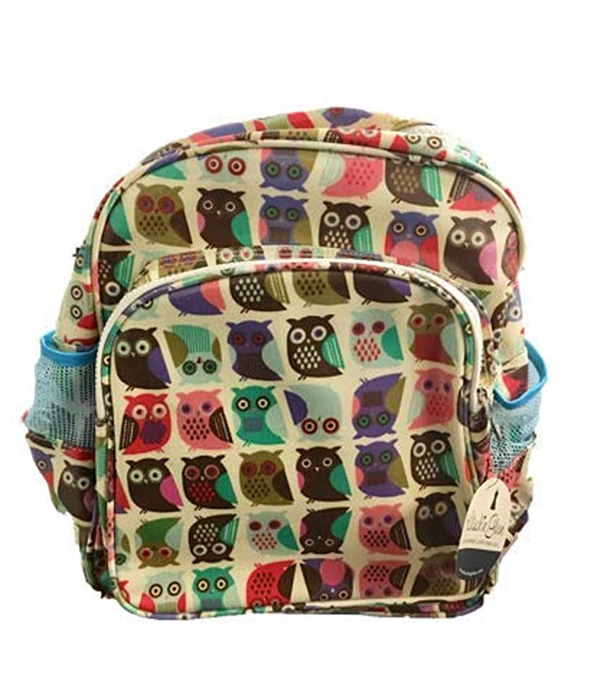 kitsch'n glam Cahoots Backpack - Multicolored Owls