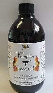 Pumpkin Seed Oil - Grown in Oregon …plastic bottle (plastic bottle 16 oz)