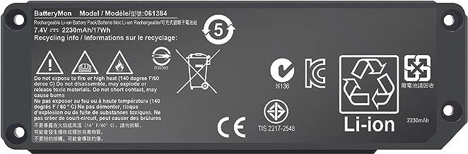 New Battery 061384 061385 061386 063404 063287 for SoundLink Mini Bluetooth Speaker I One (7.4V 17Wh)