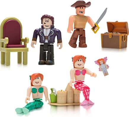 Roblox Celebrity Neverland Lagoon Multipack