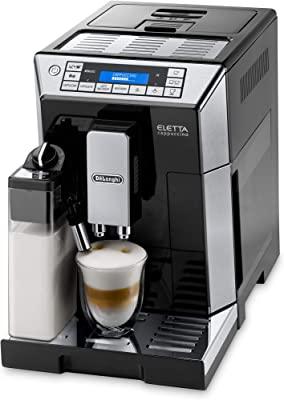 De'Longhi Eletta Digital Super Automatic Espresso Machine with Latte Crema System, Black