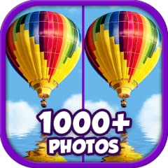 Easy and Simple Fun play! Just find differences! Unlimited hint! Unlimited life! Unlimited time! Over 1000 attraction photos from all around the world! Challenge: Four Landmark stages in each Episode city! Free gift by completing all 4 Landmark stage...