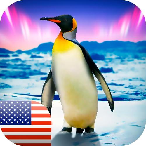 Penguin Survial - polar bird family simulator